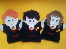 Harry Potter Puppets
